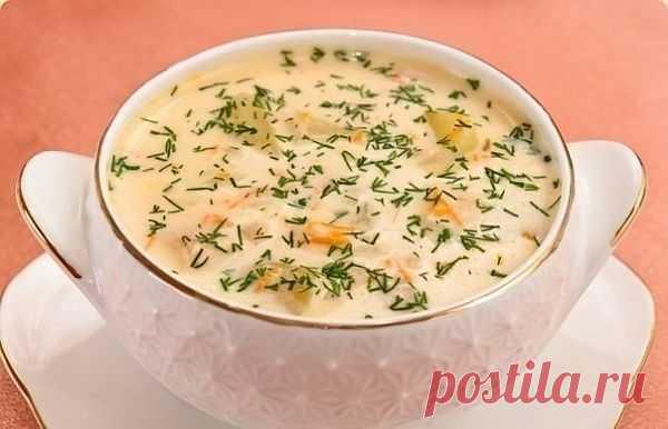 шеф-повар Одноклассники: Сырный суп