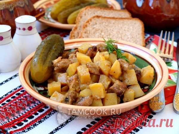 Жаркое из свинины в горшочках — рецепт с фото пошагово. Как приготовить жаркое в горшочках из свинины?