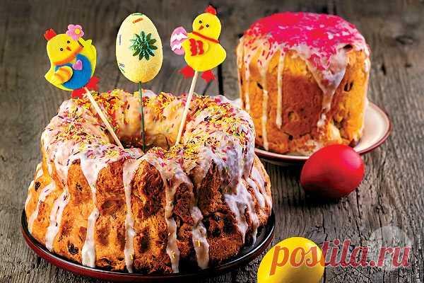Был пост, будет и праздник! 6 рецептов пасхального стола | Рецепты | Здоровая жизнь | Tele.ru