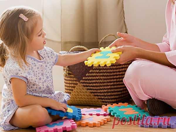Топ-10 самых простых развивающих игр для ребенка.