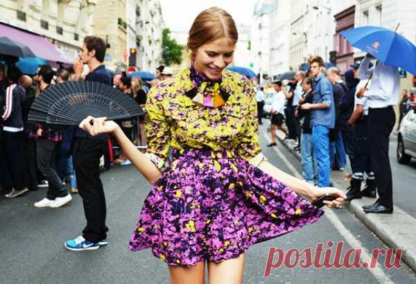 Западная блоггерша отдает дань русским модницам (много фото+ обсуждение на английском)