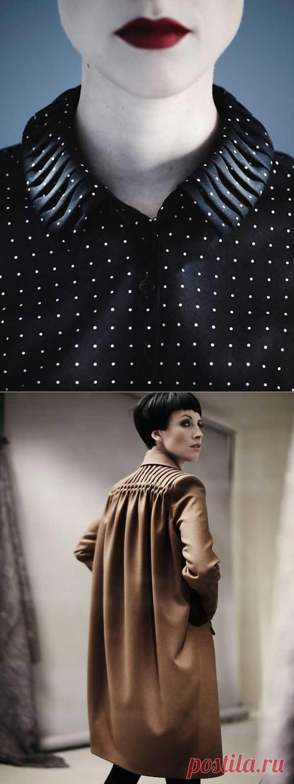 Детали из коллекций aéthérée (подборка с сайта) / Детали / Модный сайт о стильной переделке одежды и интерьера