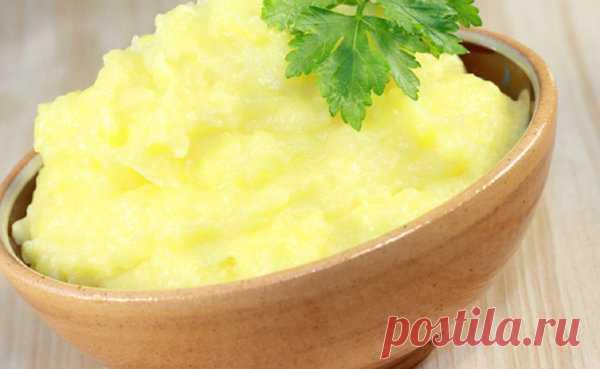 Картофельное пюре | Кулинарный блог | Яндекс Дзен