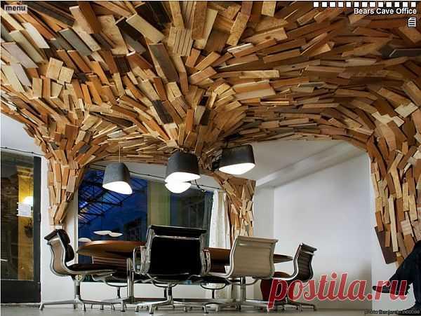 Семейство деревянных. Вид потолочные. / Декор стен / Модный сайт о стильной переделке одежды и интерьера