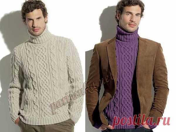 Пуловеры (м) 09 и 10*60 (Phildar)