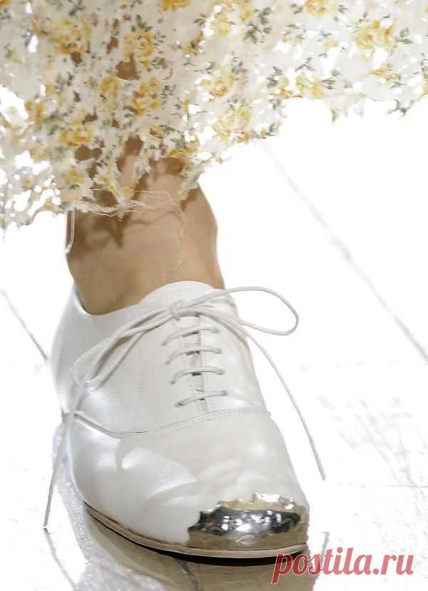 Позолоти ножку! / Идеи / Модный сайт о стильной переделке одежды и интерьера