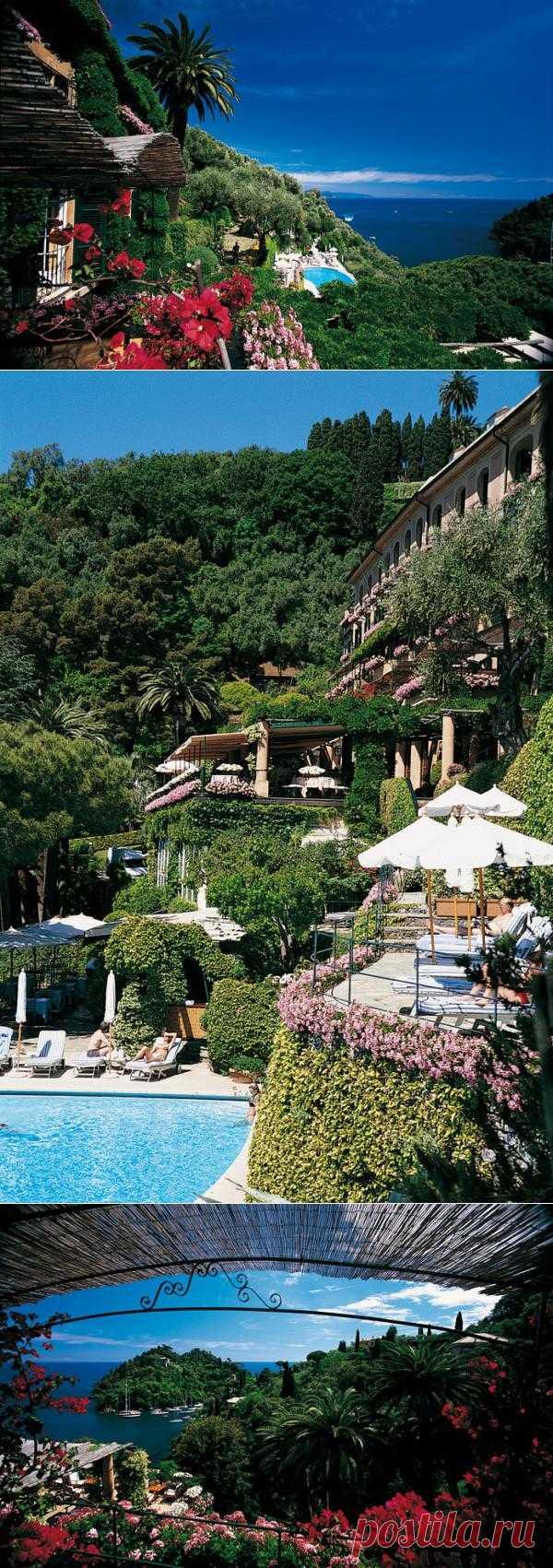 Италия великолепна и роскошна сама по себе, но если вам хочется лучшего из лучшего, отправляйтесь в Портофино, один из наиболее эксклюзивных курортов Лигурийской Ривьеры, а также одно из самых красивых мест Италии. Портофино, Италия