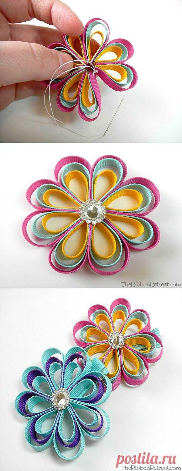 Loopy Лента Цветы