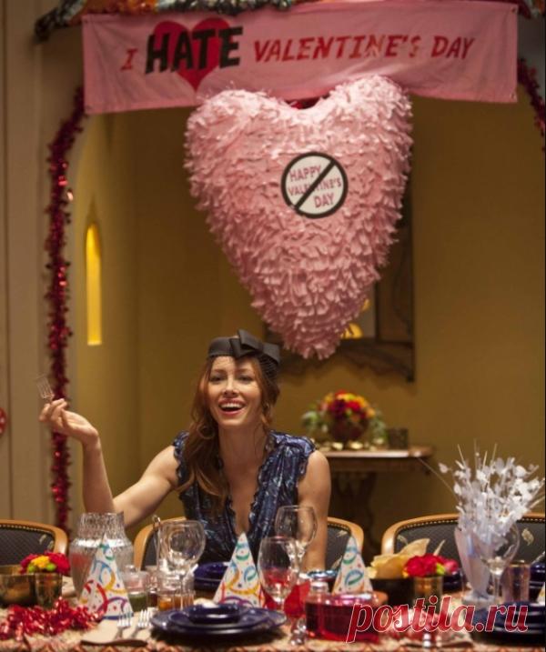 В День Святого Валентина так и тянет влюбиться… в новую книгу!