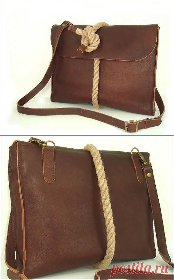 Капитанская сумка / Сумки, клатчи, чемоданы / Модный сайт о стильной переделке одежды и интерьера
