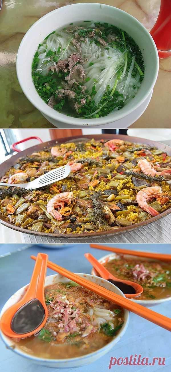 (+1) - Блюда, которые стоит попробовать в разных странах мира   Непутевые заметки