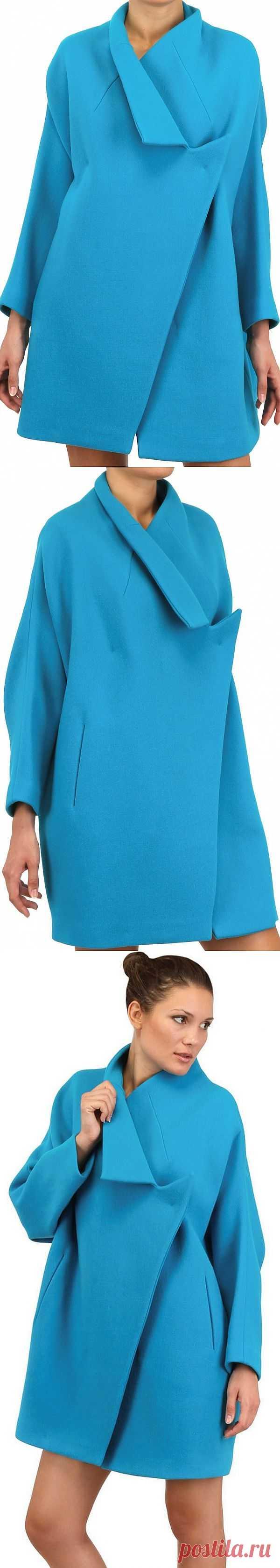 Пальто оверсайз / Вещь / Модный сайт о стильной переделке одежды и интерьера