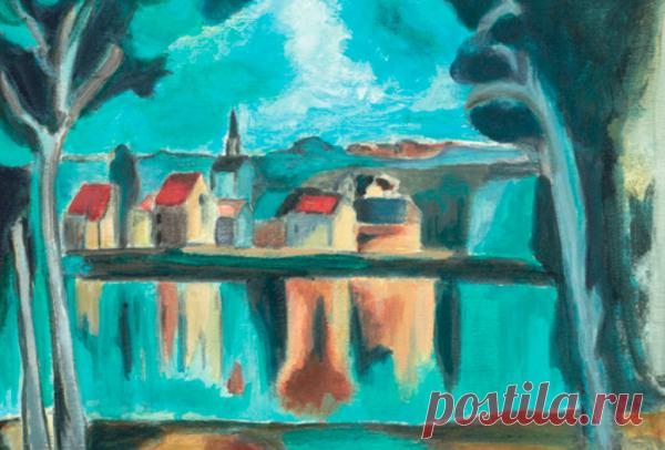 Живопись — это не только удачная картина: в процессе творчества вы входите в особое состояние, и оно настолько прекрасно, что не сразу удается вернуться в реальность!