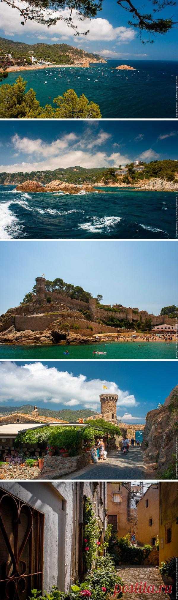 Тосса-де-Мар - курортный пляжный город в Коста Браве, Испания. Находится на средиземноморском побережье. Тосса-де-Мар знаменит старинными виллами, средневековым замком Вилла Велла (Vila Vella), расположенным на скале, и известен как один из лучших курортов Коста Бравы не только для одиночного, но и для семейного отдыха
