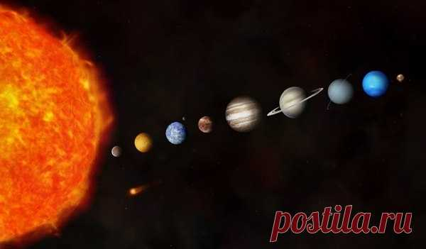 Чтобы запомнить порядок планет в Солнечной системе, воспользуйтесь простым мнемоническим правилом:    Планеты (Плутон, из планет разжалован в астероиды, но из песни слов не выкинешь) Нетрудно (Нептун) Упомнить (Уран)    Самому (Сатурн) Юному (Юпитер) Малышу (Марс), Зная (Земля) Венеру, Меркурий.    Это правило дает порядок планет по мере приближения к Солнцу.