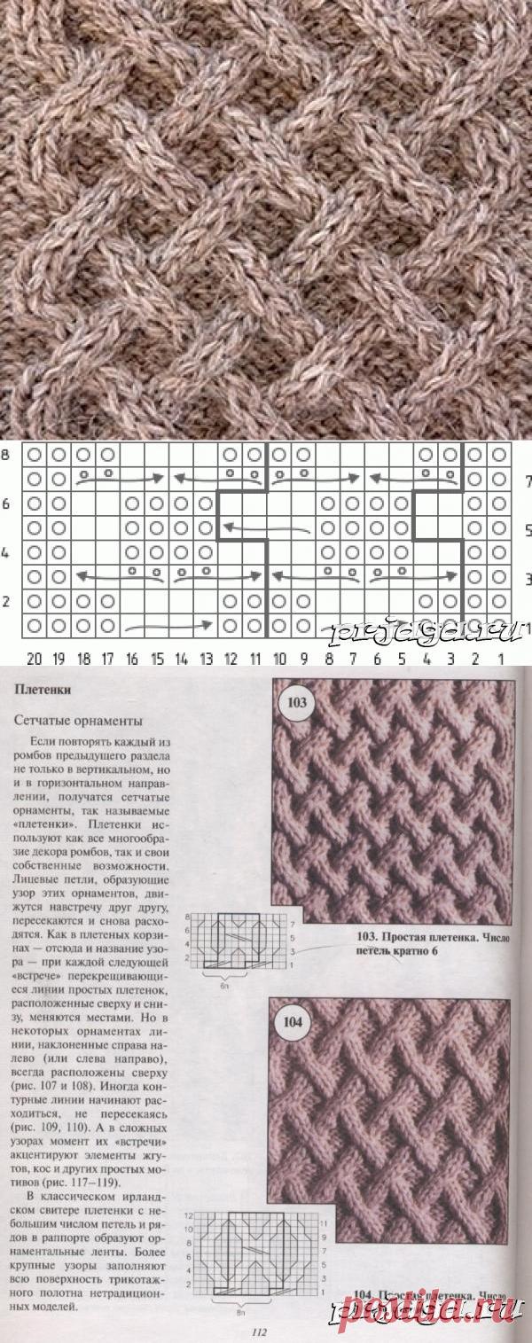 можешь познакомиться узоры вязаные плетеные спицами фото со схемами главной странице сайта