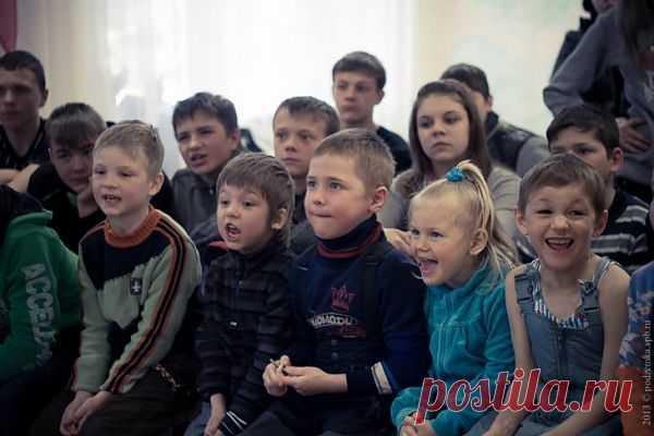 Новая поездка в детский дом / Помощь детским домам / Модный сайт о стильной переделке одежды и интерьера