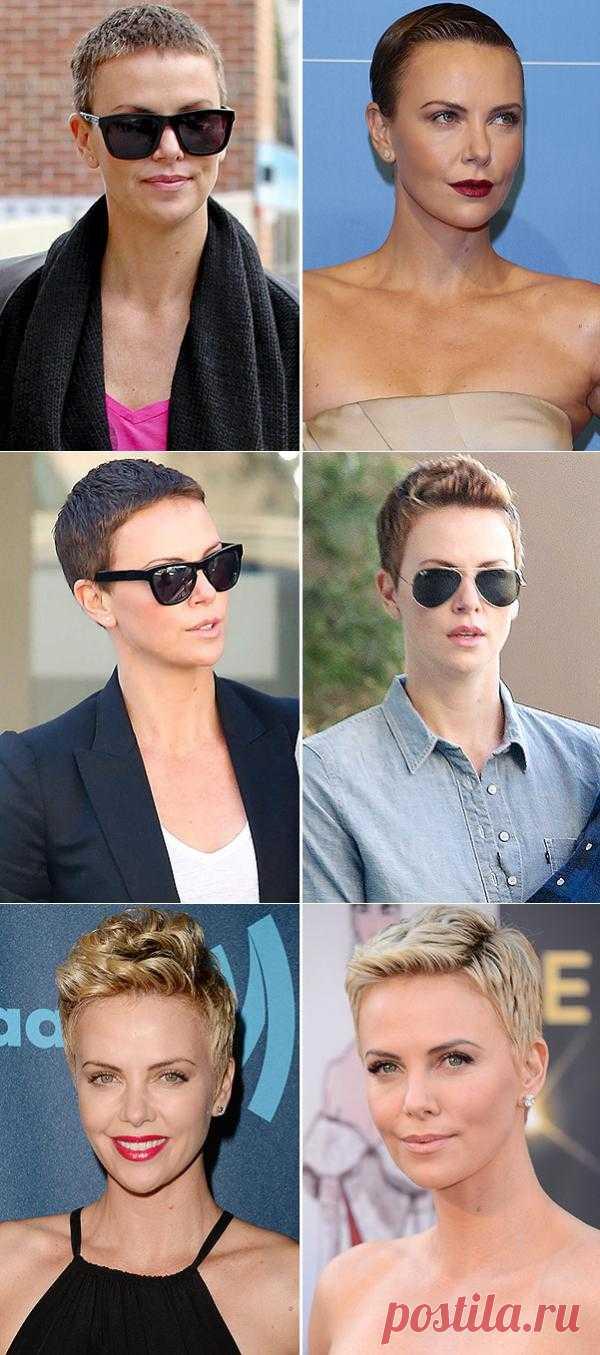 """Короткая стрижка: 5 способов отрастить волосы """"без жертв"""""""