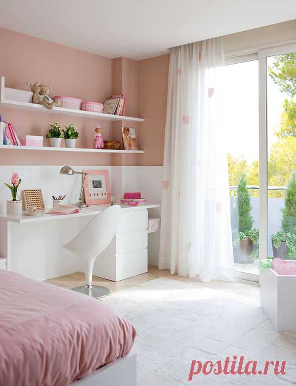 The room for the little princess