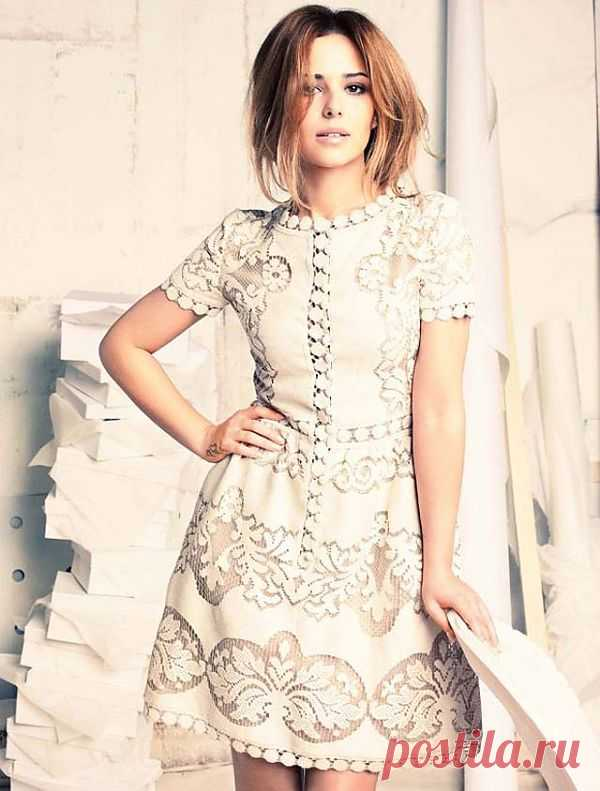 Шерил Коул в журнале Marie Claire UK май 2012 / Звездный стиль / Модный сайт о стильной переделке одежды и интерьера