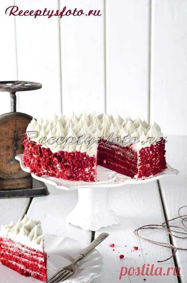 Самый вкусный торт «Кровь с молоком»