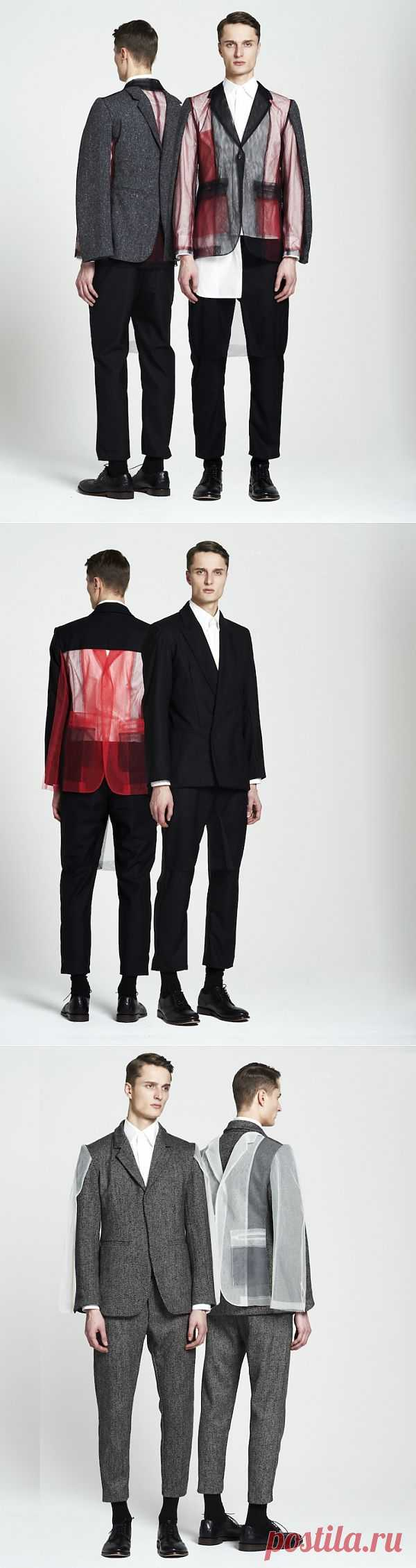 Поворотись-ка, сынку... (лукбук) / Мужская мода / Модный сайт о стильной переделке одежды и интерьера