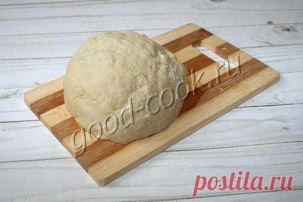Быстрое сметанное тесто на растительном масле. Рецепт приготовления
