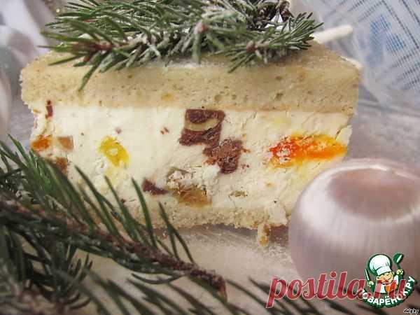 Ледяное пирожное для Снежной Королевы. Автор: dolphy