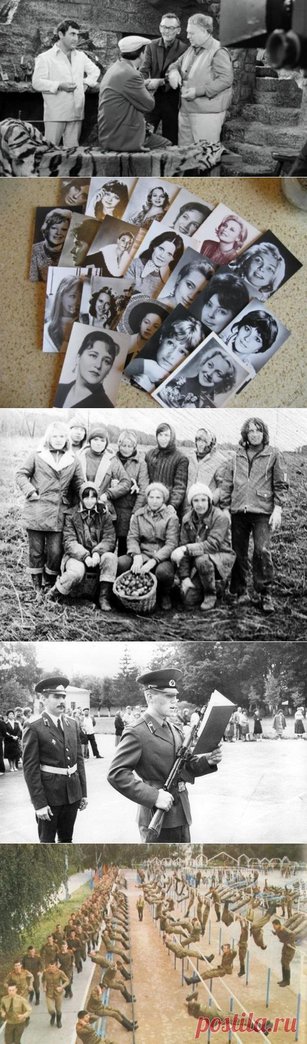 Фотохроника страны, которой больше нет / Назад в СССР / Back in USSR