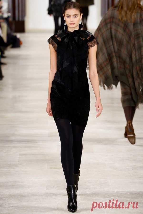 Ralph Lauren 2018 — Модно / Nemodno