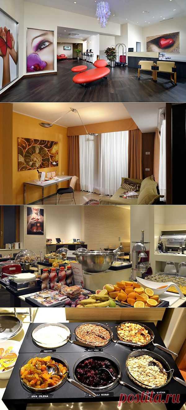 Booking.com : Best Western City Hotel , Генуя, Италия