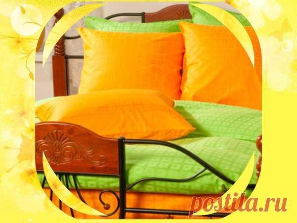 Методики простой заправки одеяла в пододеяльник. Разные комплекты постельного белья - разные методики