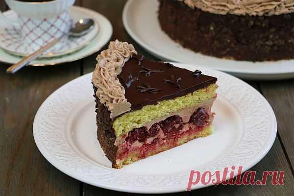 Торт «Гусиные лапки» Рецепты домашней выпечки от Ирины Хлебниковой