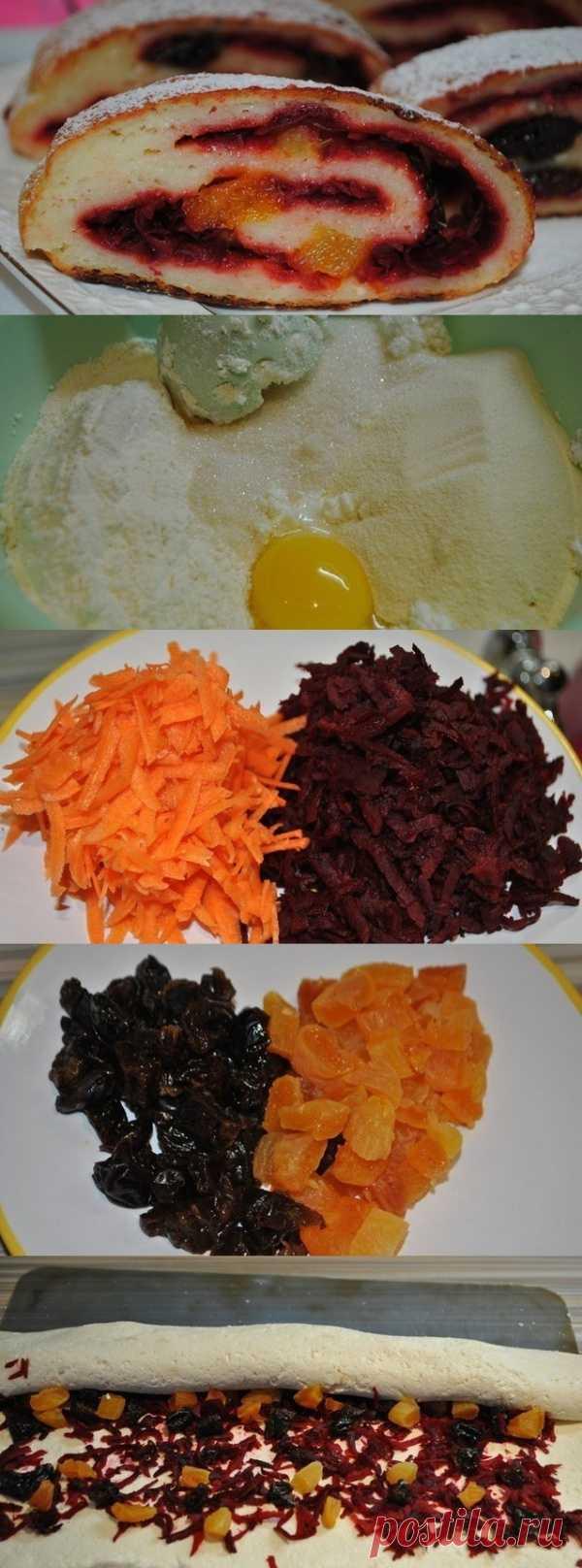 El panecillo dulce caseoso con hortalizas. (La receta por la camarilla a la estampa).