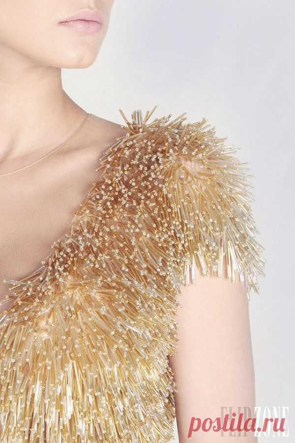 Вот такое вот плечико ежистое / Декор / Модный сайт о стильной переделке одежды и интерьера