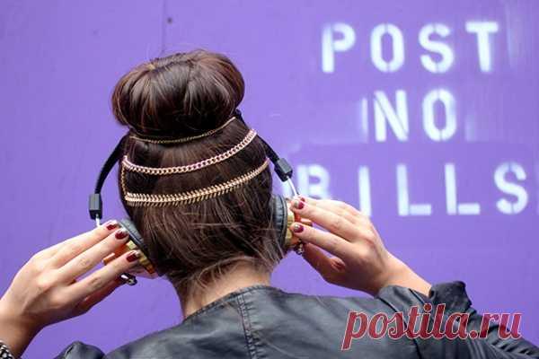 Оригинальный аксессуар для волос