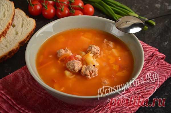 Мастава по-узбекски: рецепт приготовления супа с пошаговыми фото Мастава по-узбекски - вкусный и сытный суп с овощами и фрикадельками. Рецепт приготовления очень прост, а пошаговые фото помогут в процессе.