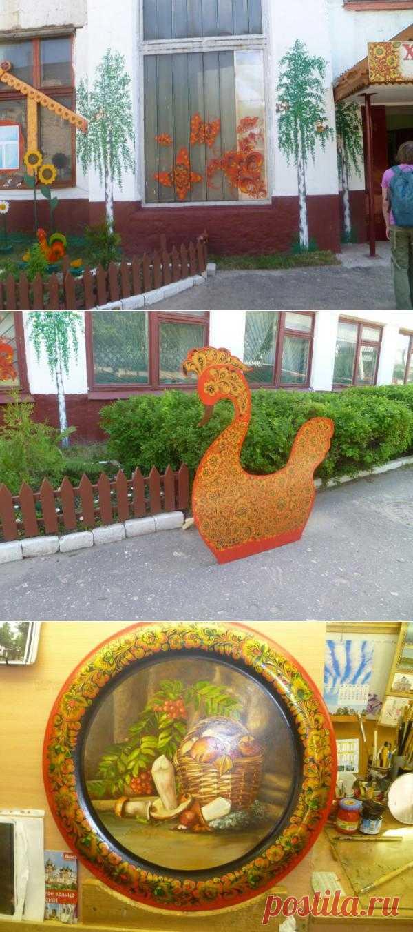 (+1) - 10-ый Международный фестиваль в г.Семенов. Родина Золотой хохломы. | Хвастуны и хвастушки