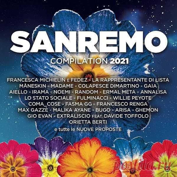 Sanremo 2021 (2 CD) (2021) Mp3 Исполнитель: Various ArtistНазвание: Sanremo 2021 (2 CD) Лейбл: Sony MusicДата релиза: 2021Жанр музыки: PopКоличество композиций: 34Формат   Качество: MP3   320 kbpsПродолжительность: 01:16:59Размер: 286 MB (+3%) TrackList:Disc 101. Francesca Michielin, Fedez - Chiamami per nome (3:42)02. La