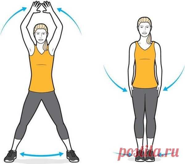 Упражнения, которые подарят вам плоский живот и узкую талию