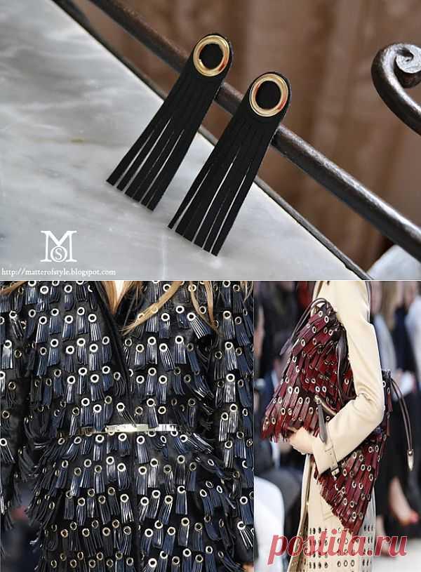 Детали Burberry Prorsum (мастер-класс) / Аксессуары (не украшения) / Модный сайт о стильной переделке одежды и интерьера