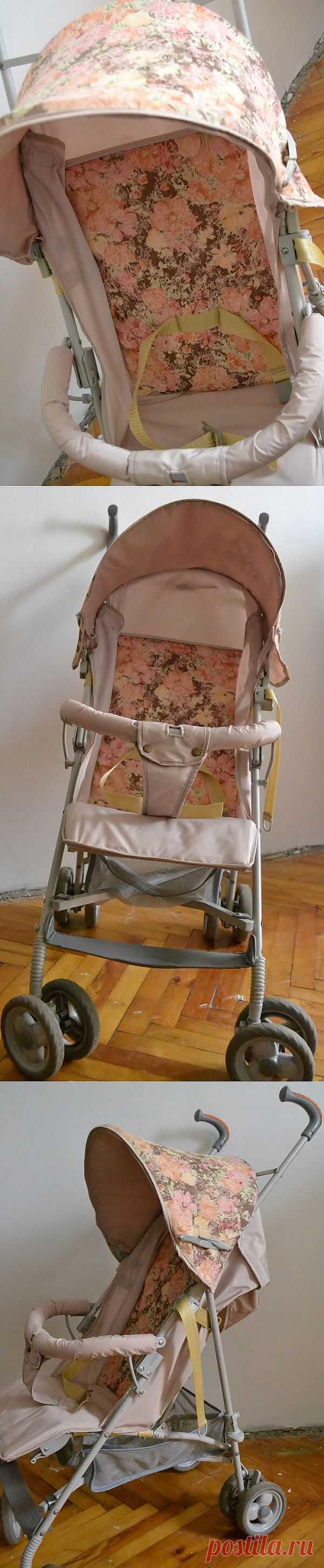 Вторая жизнь коляски / Для детей / Модный сайт о стильной переделке одежды и интерьера