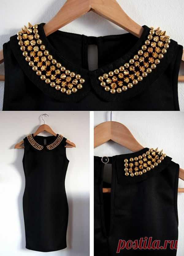 Маленькое черное платье / Платья Diy / Модный сайт о стильной переделке одежды и интерьера