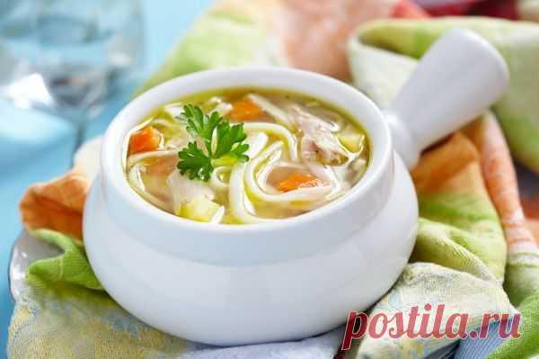 Какой суп поднимает настроение »
