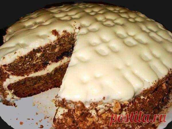 Рецепты тортов с фото простые и вкусные в домашних условиях с фото