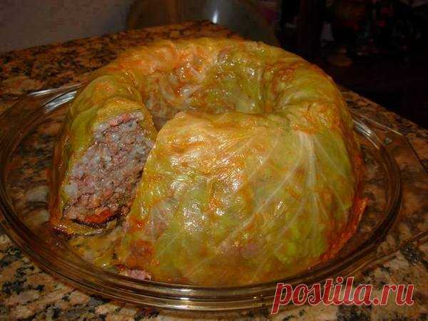 "We cook well - ""Ленивый"" Lazy stuffed cabbage stuffed cabbage Tasty, favourite stuffed cabbage in new role … \ud83d\ude42 Is required by many: 500 gr. mincemeat 200 gr. rice 1 bulb 1 carrots 250 gr. tomato juice or ground tomatoes 200 gr sour creams of 1 kg of cabbage to remove the top leaves From cabbage, to cut out a cabbage stump and to boil to softness. To remove leaves, to cut off consolidations and to cover them a bottom and …"