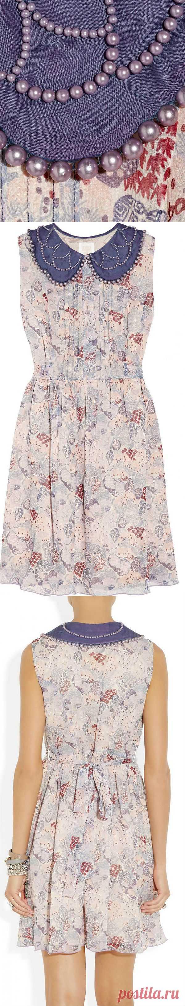 Воротничок Anna Sui / Воротнички / Модный сайт о стильной переделке одежды и интерьера