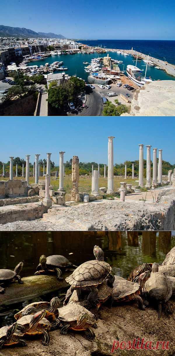 Северный Кипр - рай для бунтарей | Живой фотоблог