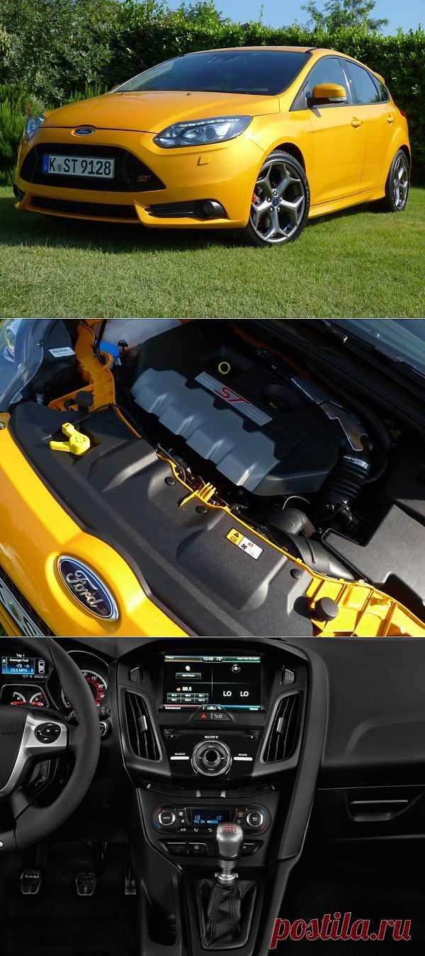 2013 Ford Focus - редизайн 2013 года