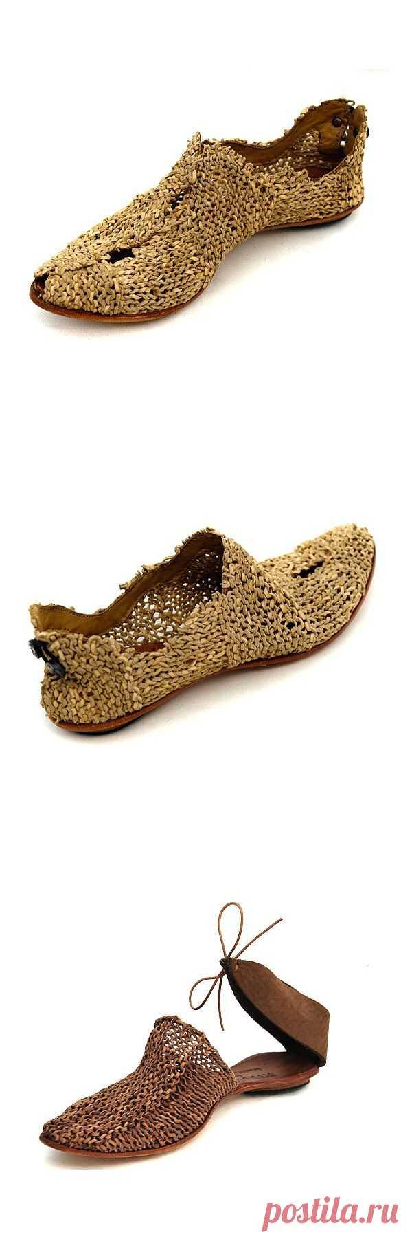 Чей туфля? / Креатив в моде / Модный сайт о стильной переделке одежды и интерьера